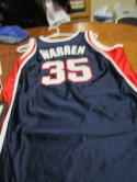 2003 Krista Jay Warren University of Arizona Basketball Jersey