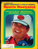 1971 12/30 Lee Trevino golf Signed sports Illustrated sportsman