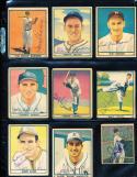 1941 playball Baseball card signed Sidney Hudson #46 Senators