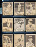 1940 playball Baseball card signed Bill Lohnrman Giants gd 210
