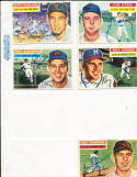 1956 Topps Signed card roy sievers Washington nationals 75