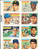 1956 Topps Signed spook jacobs athetlics  151