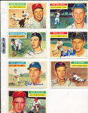 1956 Topps Signed Rance Pless Athletics 339