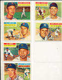 1956 Topps Signed hobie Landrith Cubs 314
