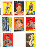 1958 Topps 269 Paul smith Pittsburgh Pirates card vintage