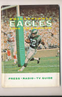 1966 Philadelphia Eagles  NFL  press media guide