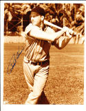 Ralph Kiner pittsburgh pirates  8x10 signed