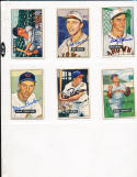 1951 Bowman signed 67 Roy Sievers St. Louis Browns