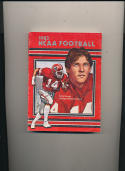 1983 NCAA Football Guide Terry Hoage Georgia em/nm