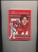 1983 NCAA Football Guide Terry Hoage Georgia em/nm