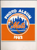 New York Mets 1982 Photo Album