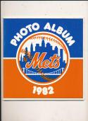 New York Mets 1982 Photo Album