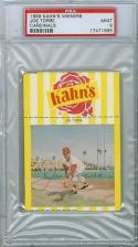 1969 Kahns Joe Torre psa 9 Cardinals