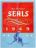 1949 San Francisco Seals Year Book em