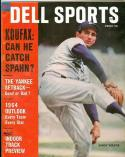 1964 Dell Sports Sandy Koufax nm