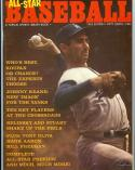 1965 All-Star Baseball Sandy Koufax nm clean copy