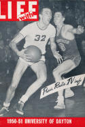 1950 University of Dayton  Basketball Press Media Guide