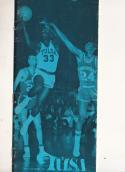 1965 Tulsa Basketball Press Media Guide
