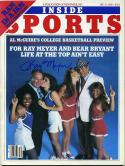 02 - Dec 31, 1980 Inside Sports Signed Ray Meyer