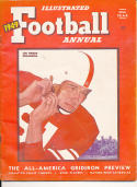 Billy Owens Oklahoma Illustrated Football Annual 1949  yearbook publication