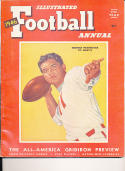 Illustrated Football Annual 1946 Herman Wedemeyer yearbook publication em/nm