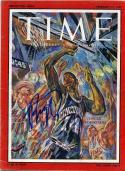 20 - Feb 17, 1961 Signed Time - Oscar Robertson