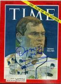 21 - Sept 13, 1968 Signed Time - Denny McLain