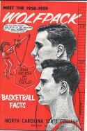 1958 NOrth Carolina State College Press Media guide