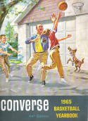 Converse 1965 Basketball Yearbook 44th Edition