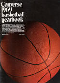 Converse 1969 Basketball Yearbook 48th Edition