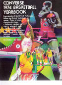 Converse 1974 Basketball Yearbook 53rd Edition