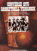 Converse 1975 Basketball Yearbook 54th Edition