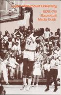 1978 Loyola Marymount College Basketball Press Media Guide