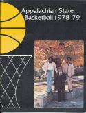 1978 Appalachian State College Basketball Press Media Guide