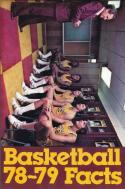 1978 Central Michigan University College Basketball Press Media Guide