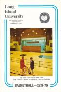 1978 Long Island University College Basketball Press Media Guide