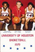 1978 University of Houston College Basketball Press Media Guide