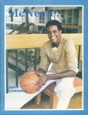 1978 McNeese David Lawrence College Basketball Press Media Guide