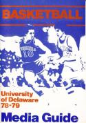 1978 University of Delaware College Basketball Press Media Guide