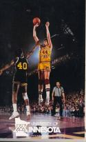 1978 University of Minnesota College Basketball Press Media Guide