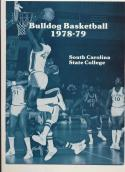 1978 South Carolina State College Basketball Media Guide