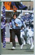 Football Media Guide 1980 -1981 Northwestern University nm -Box23