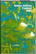 Football Media Guide 1980 -1981 Colorado University nm -Box23