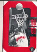 1968 - 1969 Cincinnati Basketball press Media guide