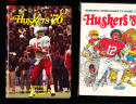 1976 Astro Bluebonnet Bowl  Nebraska  football Press Media Guide