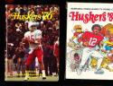 1980 Nebraska  football Press Media Guide