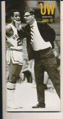 1969 - 1970 University of Washington Basketball press Media guide