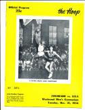 12/21 1954  UCLA vs Colorado basketball program