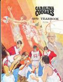1970 Carolina Cougars ABA Yearbook em/nm