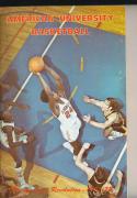 1971 - 1972 American Basketball press Media guide